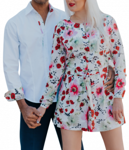 free couple outfit